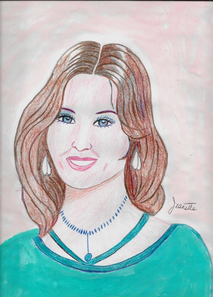 Bridget Moynahan by Jeanette